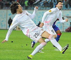 Santiago García (Argentine footballer) Santiago Garca Argentine footballer Wikipedia