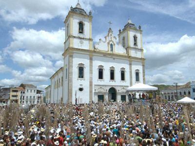 Santo Amaro Bahia fonte: alchetron.com