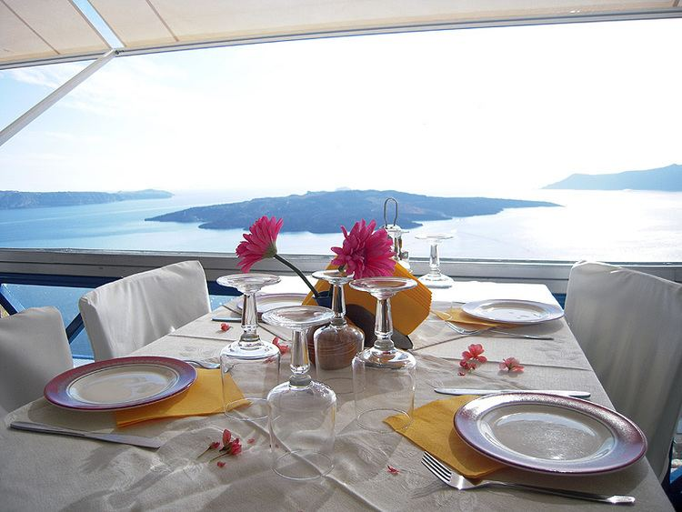 Santorini Cuisine of Santorini, Popular Food of Santorini