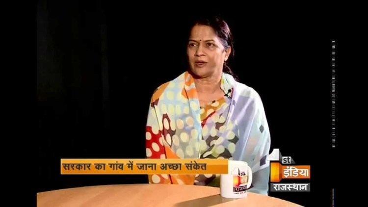 Santosh Ahlawat Aaamne Saamne with BJP Leader and Jhunjhunu MP Santosh Ahlawat YouTube