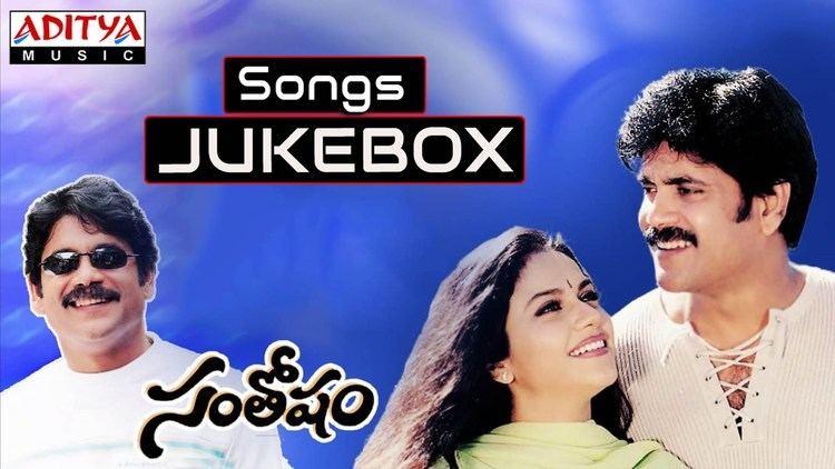 Santosham (2002 film) Santosham Telugu Movie Full Songs Jukebox