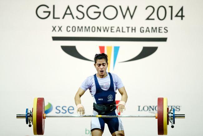 Santoshi Matsa CWG 2014 Indias Santoshi Matsa bags bronze in weightlifting