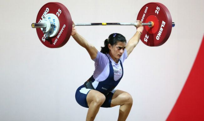 Santoshi Matsa Indian weightlifter Santoshi Matsa wins bronze at the Commonwealth