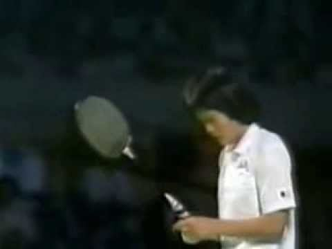 Saori Kondo 1981 Uber Cup Final Badminton Saori Kondo vs Verawaty YouTube