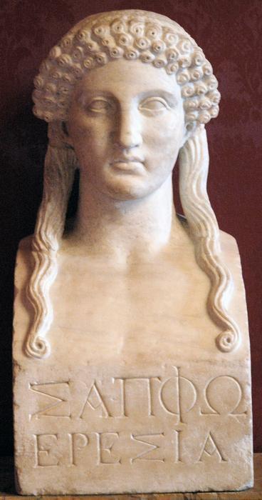 Sappho Greek authors