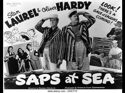 Saps at Sea 40 Saps at Sea Stan Laurel Oliver Hardy James Finlayson mp4 2via