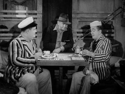 Saps at Sea Laurel and Hardy Central Saps at Sea