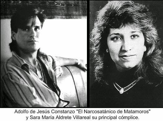 Sara Aldrete SERES FANTASTICOS MITOLOGIA Y ALGO MAS Asesinos Seriales