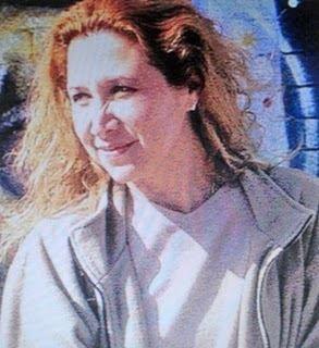 Sara Aldrete EL ARCHIVO DEL CRIMEN Sara Aldrete trasladada a la prisin de Mexicali