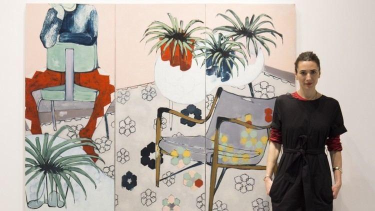 Sara Berman (fashion designer) Artist Sara Berman makes global solo debut in Hong Kong discover
