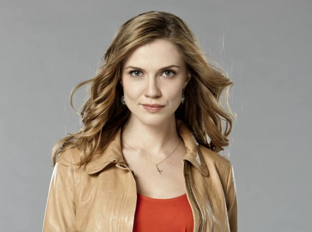 Sara Canning Primeval New World39s Sara Canning teases love in Season 2