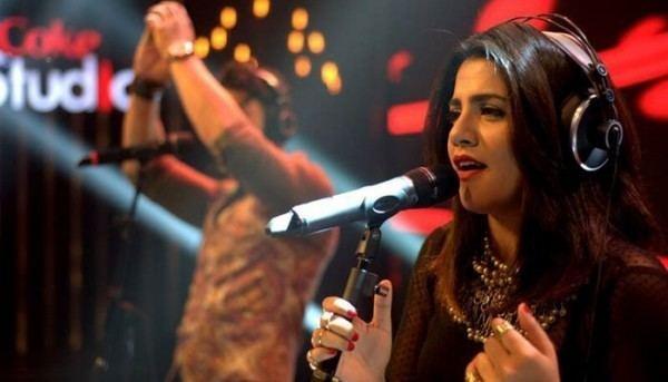Sara Haider Ali Zafar amp Sara Haider Ae Dil Coke Studio Season 8