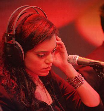 Sara Haider Sara Haider Artists Season 8 Coke Studio Pakistan