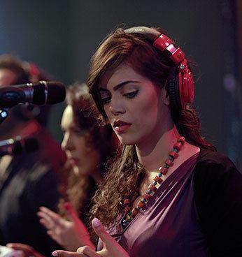 Sara Haider wwwcokestudiocompkseason7imgartistssarahai
