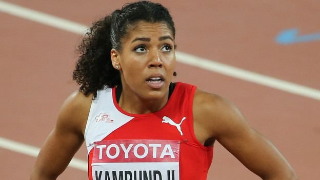 Sarah Atcho Schweizer Staffel verpasst Sprung in den Final Sport