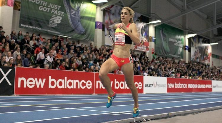 Sarah Brown (athlete) How Sarah Brown ran in Olympic Trials after pregnancy SIcom