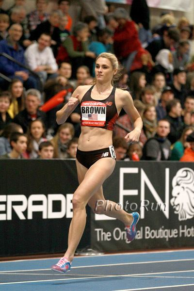 Sarah Brown (athlete) Sarah Bowman Brown Team New Balance Miler The RBR Interview by