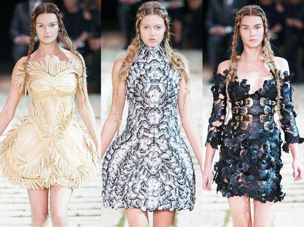 Sarah Burton Paris Fashion Week Designer Sarah Burtons gentler Alexander