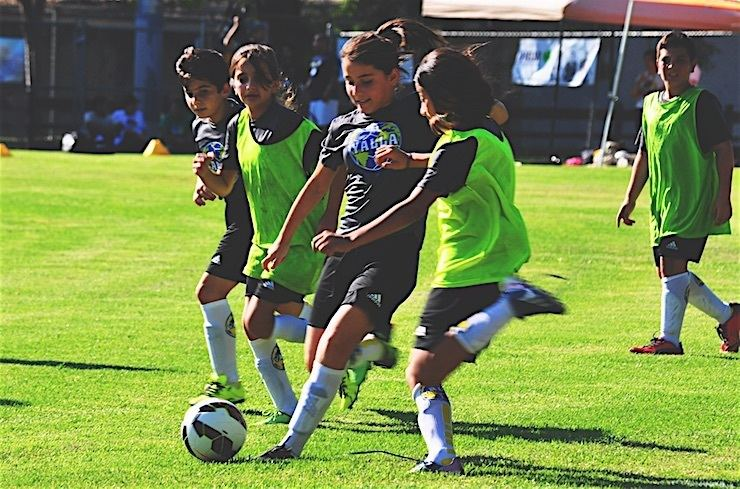 Sarah Cooper (soccer) YALLAS SARAH COOPER HELPING SAN DIEGOS DIVERSITY IN YOUTH SOCCER