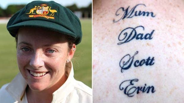 Sarah Coyte That inking feeling Coyte39s lasting reminder of her