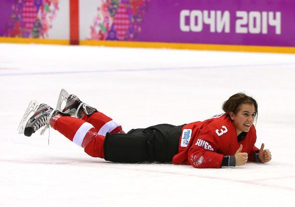 Sarah Forster Sarah Forster Photos Photos Ice Hockey Winter Olympics Day 13
