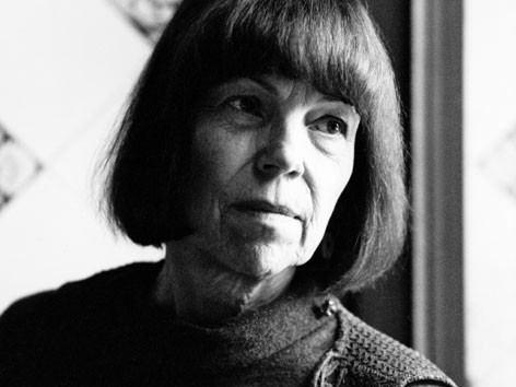 Sarah Kirsch Die groe Stimme des Gedichtsquot Archiv