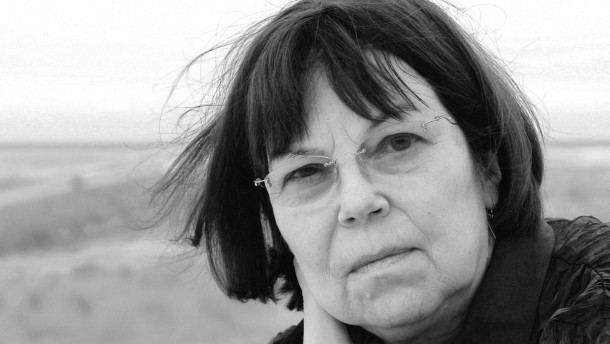 Sarah Kirsch Zum Tode von Sarah Kirsch Ach geh nicht weck Autoren FAZ