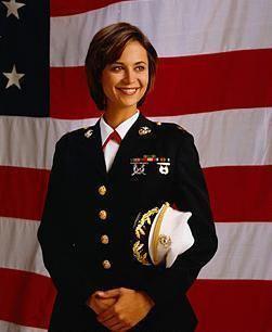 Sarah MacKenzie JAG Lt Colonel Sarah Mackenzie