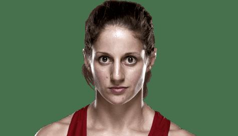 Sarah Moras Sarah Moras Faces Undefeated Alexis Dufresne at TUF 19