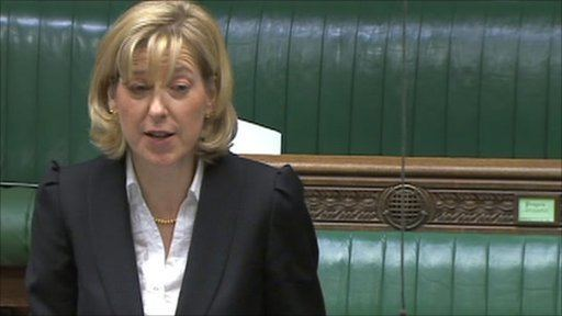 Sarah Newton BBC Democracy Live Ten Minute Rule Bill