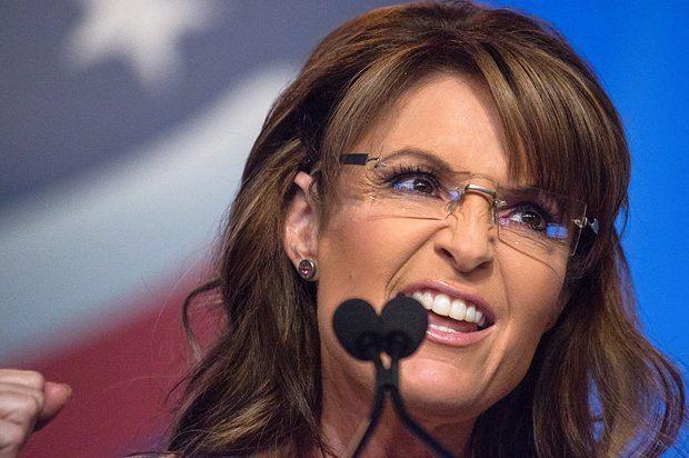 Sarah Palin When the GOP lost its damn mind Sarah Palin spawned