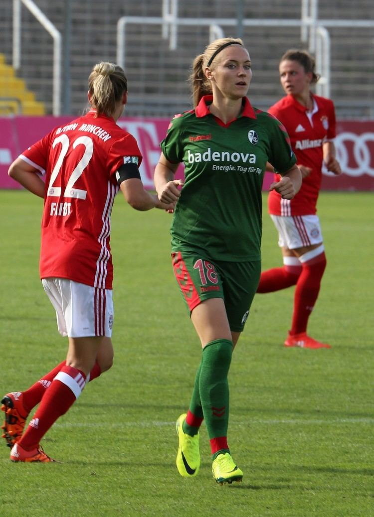 Sarah Puntigam FileSarah Puntigam BL FCB gg SC Freiburg Muenchen3jpg