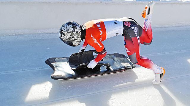 Sarah Reid (skeleton racer) 37 Days to Sochi Meet skeleton39s Sarah Reid Sportsnetca