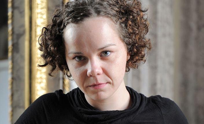 Sarah Viktoria Frick NESTROYPREIS Der Wiener Theaterpreis Beste