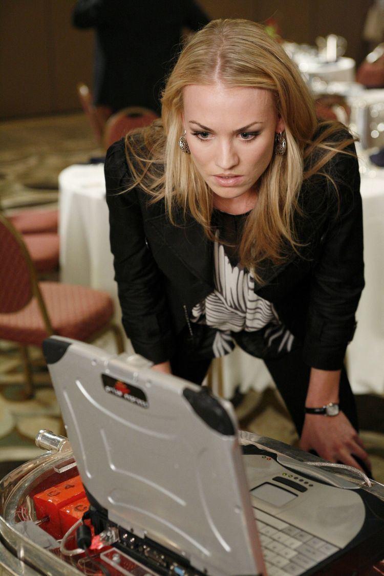 Sarah Walker (Chuck) Sarah on Chuck Female Protagonists on SF TV Cybermage