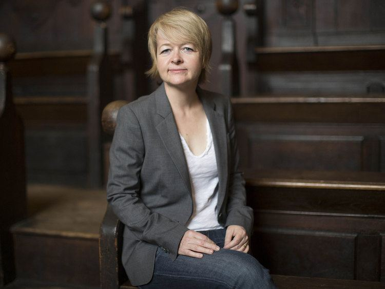 Sarah Waters Sarah Waters interview 39I pay attention to women39s secret