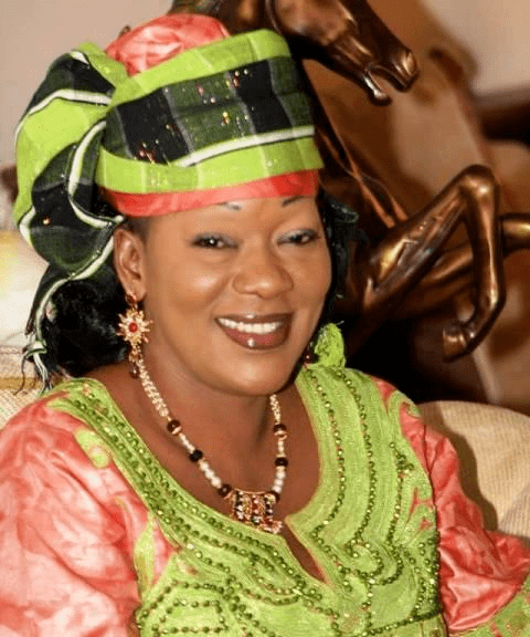 Saran Sérémé RDC Tout va Bien on Twitter quotBurkina first Female President