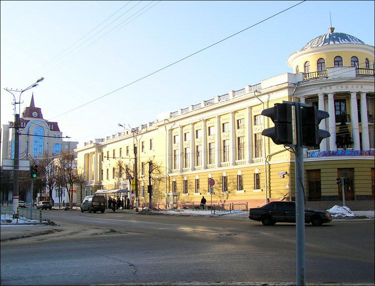 Saransk in the past, History of Saransk