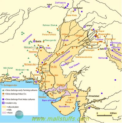 Sarasvati River India most sacred river saraswati found