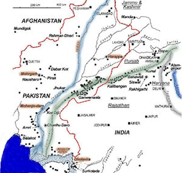 Sarasvati River Saraswati River