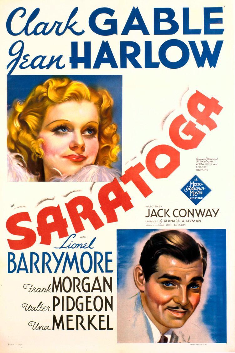 Saratoga (film) wwwgstaticcomtvthumbmovieposters1984p1984p