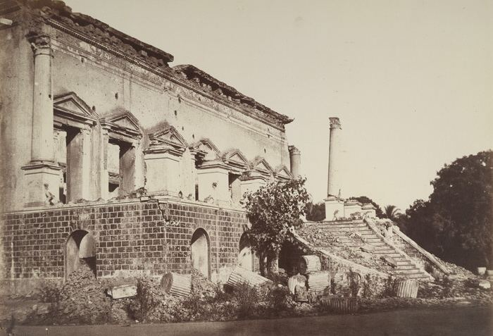 Sardhana in the past, History of Sardhana