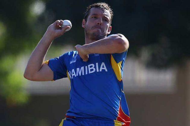 Sarel Burger (Cricketer)
