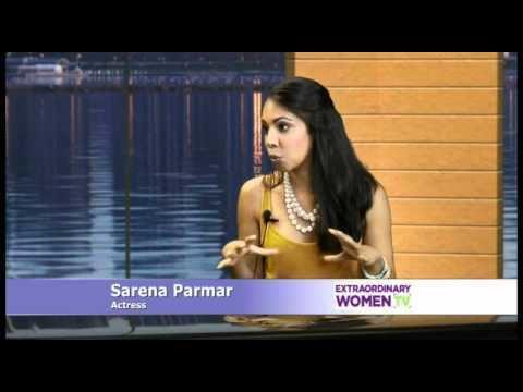 Sarena Parmar Sarena Parmar interview with Shannon Skinner on ExtraordinaryWomenTV