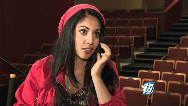 Sarena Parmar Laura interviews Radio Rebel star Sarena Parmar Part 1