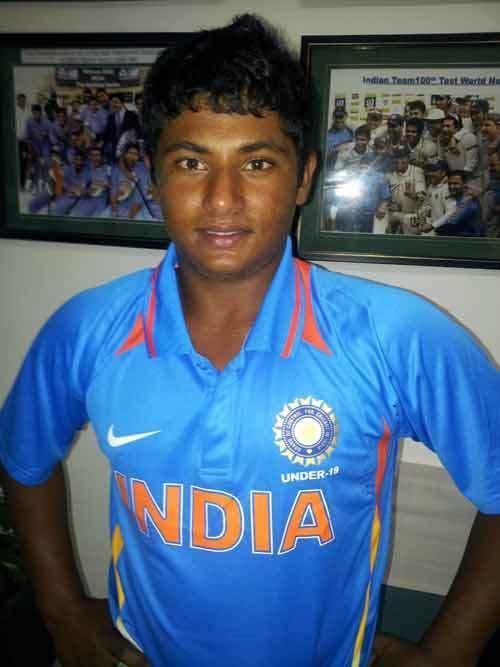 Sarfaraz Khan (cricketer) Welcome to My World Sarfaraz Khan A star is born