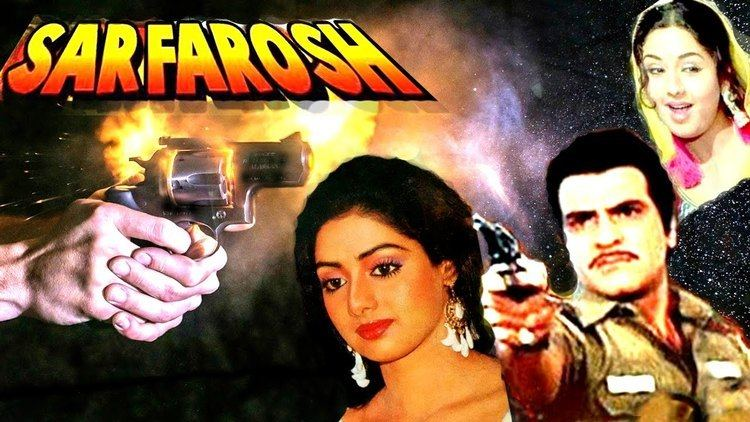Sarfarosh Full Hindi Action HD Movie Jeetendra