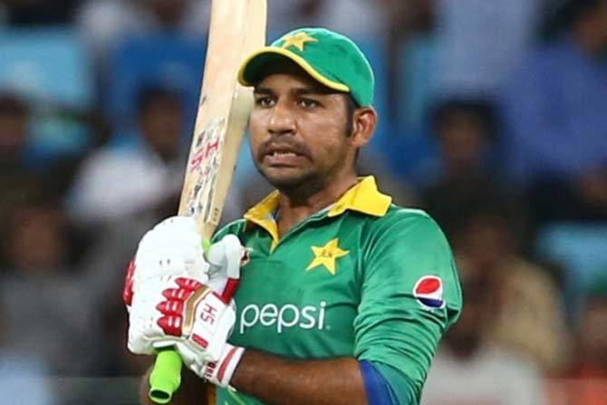 WT20 I Idolise Dhoni says Pakistan wicketkeeper Sarfraz Ahmed