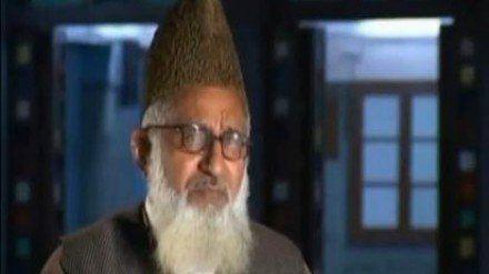 Sarfraz Ahmed Naeemi One year since Maulana Naeemis assasination The Express Tribune