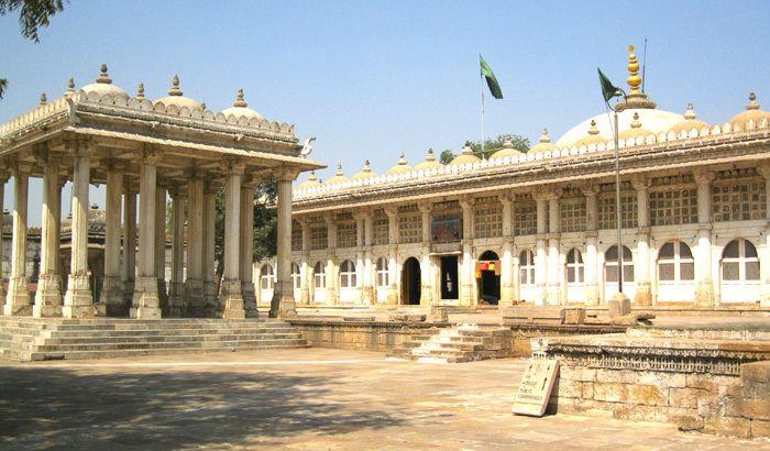 Sarkhej Sarkhej Roza Ahmedabad India History of Sarkhej Roza